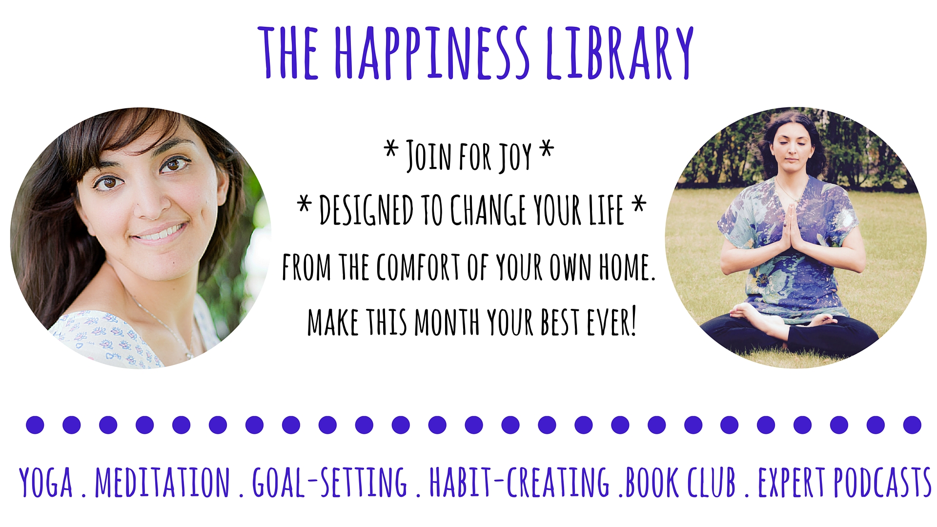 happiness library