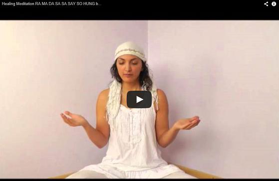 VIDEO: MEDITATION TO INVOKE A MEDITATIVE STATE (11 minutes)