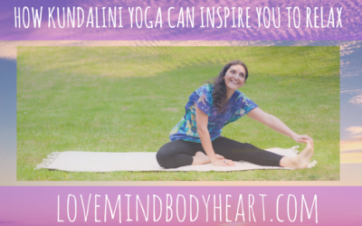 HOW KUNDALINI YOGA CAN INSPIRE YOU TO RELAX