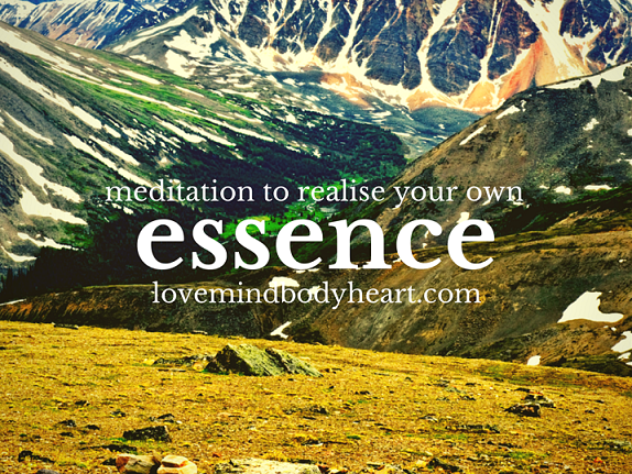 MEDITATION TO REALISE YOUR OWN ESSENCE IN 1.5 MINUTES!