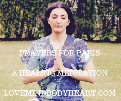 PRAYERS FOR PEACE: A HEALING MEDITATION