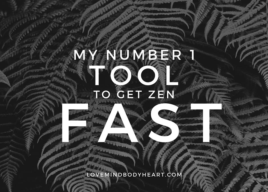 get zen fast